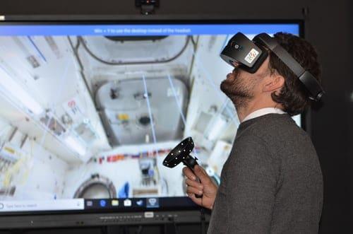 Roblox Virtual Reality