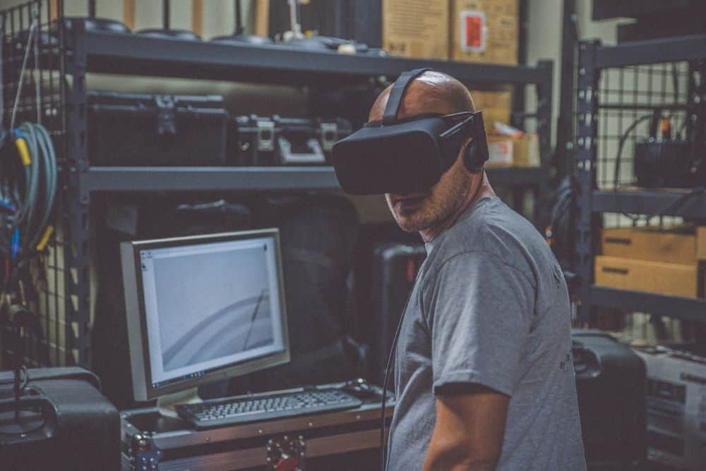 VR headset for PC 2020