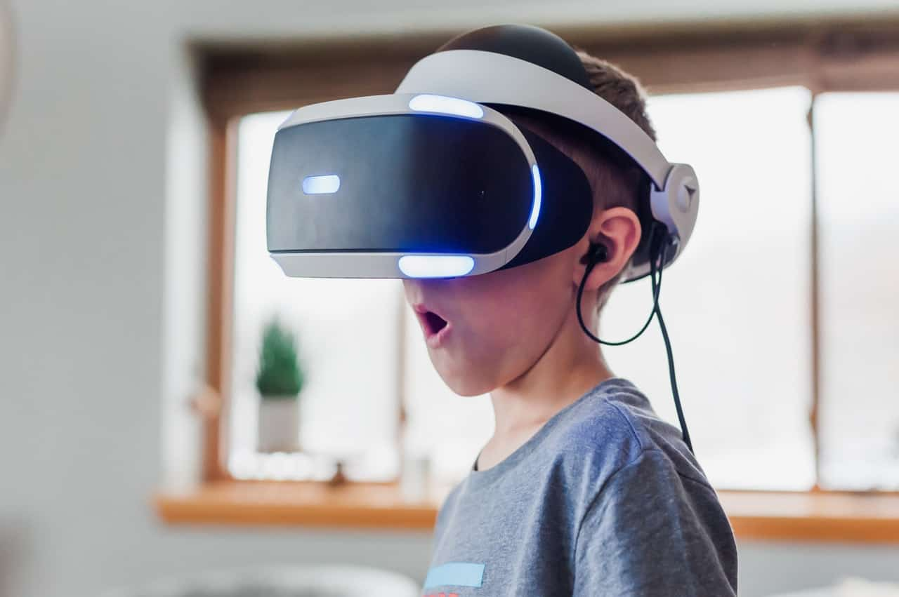VR Headset For Gaming