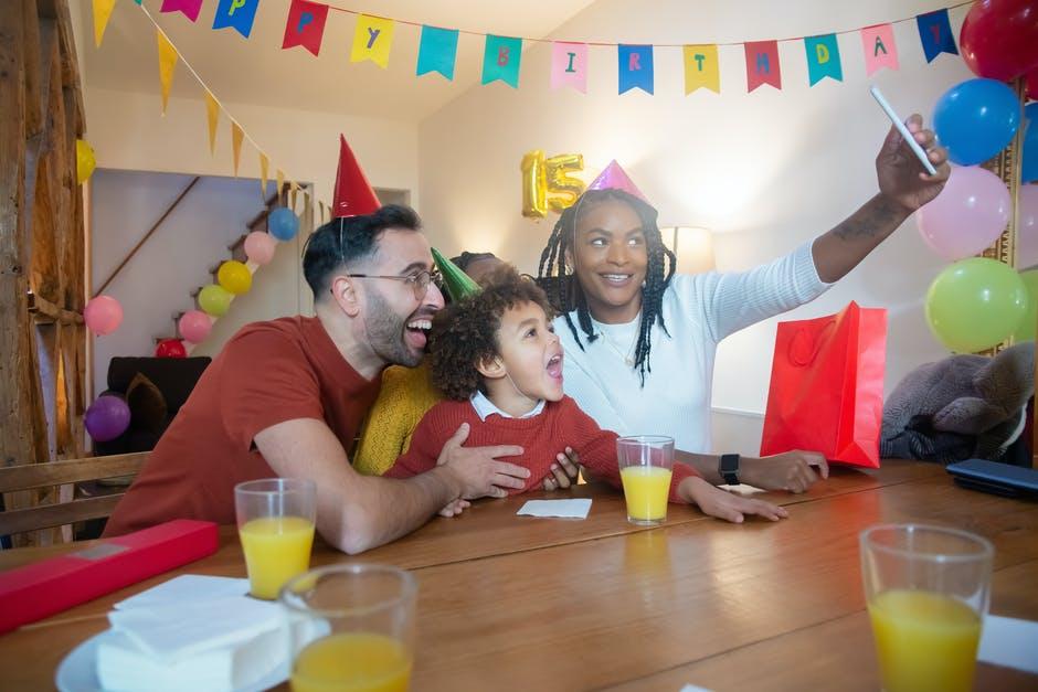 virtual birthday party games